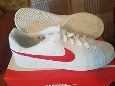 Nike Marty Mcfly Back to The Future Trainers Court Royale not bruin, brand new