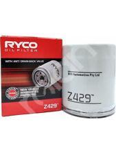 Ryco Oil Filter FOR MAZDA 626 GF (Z429)