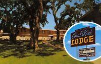 Sacramento California~Maleville's Coral Reef Lodge Motel~Le Petit Cafe~1960s
