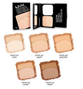 Nyx Define & Refine Powder Foundation Choose Shade Below