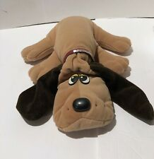 Tonka Vintage Pound Puppies Plush Hound Brown 1985