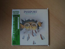 "PASSPORT ""Man in the Mirror"" Japan mini LP CD"