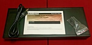 GefenPro 3GSDI AES/EBU Digital Audio Embedder 1U Rackmount *Perfect*