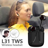 Écouteurs Bluetooth L31 TWS 5.0 Écouteurs sans fil Écouteurs sans fil New Box D1