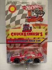 HOT WHEELS 30 YEARS. CHUCK E CHEESE'S  20TH ANNIVERSARY RACE CAR
