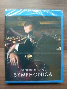 George Michael - Symphonica - Blu Ray Audio - RARE - New & Sealed