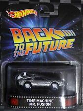 2015 HOTWHEELS - Retro entertainment H - BACK TO THE FUTURE 2 Mr Fusion