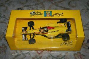 MINICHAMPS 1/18 RALF SCHUMACHER 1997 JORDAN 197 PEUGEOT F1 FORMULA1 CAR
