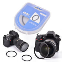 High Quality Professional Optical UV Filter Camera Lenses Protect Black Frame FD