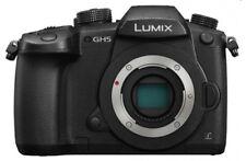 Panasonic Lumix Gh5 Mirrorless Camera Body Only
