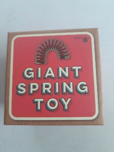 Luckey Lad Giant Spring Toy