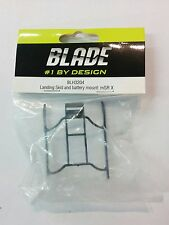 BLADE Landing Skid & Battery Mount mSR X - BLH3204