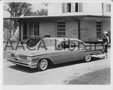 1959 Pontiac Star Chief Four Door Sedan, Factory Photo (Ref. #69235)