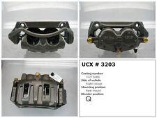 Undercar Express 10-3203S Frt Right Rebuilt Brake Caliper With Hardware