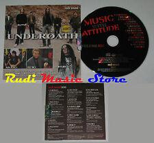 CD ROCK SOUND 103 PROMO underoath papa roach wednesday 13 billy idol no mc lp S4