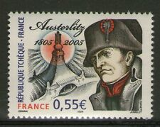 TIMBRE 3782 NEUF XX LUXE - NAPOLEON 1ER - BATAILLE D' AUSTERLITZ 1805