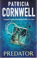 PATRICIA CORNWELL - Predator (Dr Kay Scarpetta #14 (Hardback 2005) FREE POST