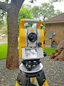 "Trimble M3 DR 3"" Reflectorless Survey Total Station w/ Access OnBoard"