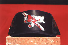 **  GEE BEE PATCH HAT (BLACK)