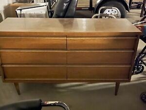 Vintage Basset Dresser