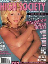 Vintage Glamour Magazine, Lisa, Margo, Vicka, April