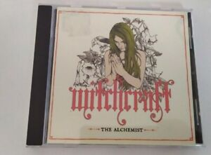 CD Witchcraft The Alchemist Rise above Records 2007 2018