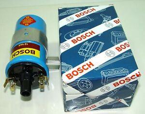 Bosch Ignition Coil 12 Volt For Volkswagen Beetle Transporter Fastback Karmann
