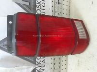 Tail Light Lamp Taillight Taillamp Left Driver Side 92 Ford Explorer OEM Used