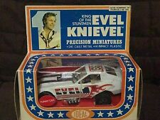 King of the Stuntsman Evel Knievel Funny Car Precision Miniatures #1