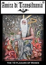 Old Testament Jewish sacred new art direct from artist The ten plagues of Moses