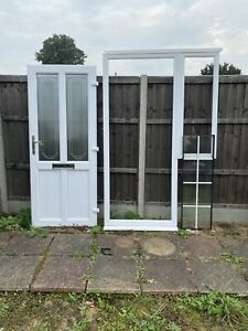 Upvc Front Door Frame Side Window