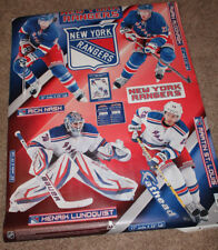 2014-15 New York Rangers Power PAck  Full Size Fathead Wall Mural NEW
