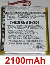 Batterie 2100mAh type BTPC56067A PC046067H Pour Crestron CNAMPX-16X60