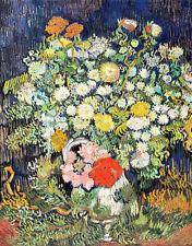 Vase of Flowers Art Print by Van Gogh Vincent