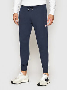 New Balance Small Pack Pants Men's Eclipse Navy Sportswear Sweatpants Buttoms
