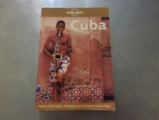 Lonely Planet Travel Guides: Cuba by David Stanley (2000, Paperback) #6250B