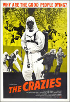 The Crazies Movie Poster Print - 1973 - Action - 1 Sheet Artwork
