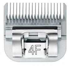 Aesculap Juego de cortar gt364 9,5mm #4f Cabezal también F. MOSER MAX 45/50 +