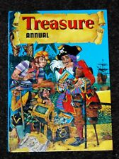 Treasure Annual 1972 IPC Magazines Ltd 1971 Price Clipped Not Inscribed Good