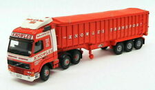Corgi 1/50 Scale Model Truck CC12410 - Volvo FH Bulk Tipper - Knowles Transport