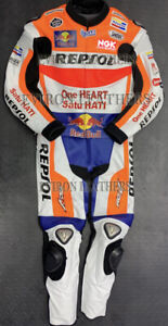 Eviron Motorcycle Racing Leather Suit 1Piece & 2Piece