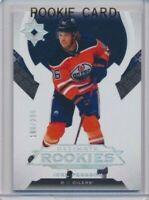 2019-20 Ultimate Collection Rookies 105 Joel Persson /299 Edmonton Oilers