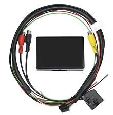 universal back up camera systems comes with cabling, camera, module