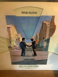 PINK FLOYD - Wish You Were Here - LP PICTURE DISC with cover LTD ED. 1995 NUOVO