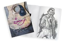 Zinsky 100 Sketches of the Greatest Music Legends of our Time Hardback Book