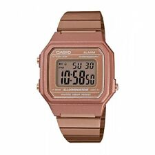 CASIO Vintage Retro Rose Gold B650WC-5A Ready to Ship !