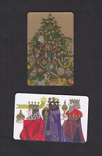Weihnachts -  Motive   siehe  Orginalbilder  ( 3 von  ...)  + Heilige  3  Könige
