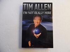 I'm Not Really Here, Tim Allen, HC DJ 1996 First Edition