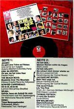 LP Schlagerbox 1969 Hör Zu Adamo Jacqueline Boyer Beach