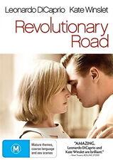 Revolutionary Road - Drama - Leonardo DiCaprio, Kate Winslet - NEW DVD